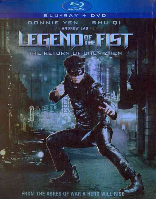 LEGEND OF THE FIST:RETURN OF CHEN ZHE BY YEN,DONNIE (Blu-Ray)