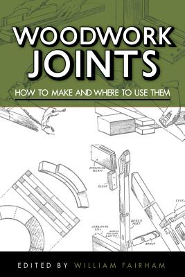Woodwork Joints By Fairham, William